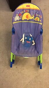 Convertible Baby Vibrating Chair/ Rocking Chair
