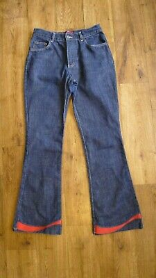 Coca-cola ware women's jeans trousers size 12
