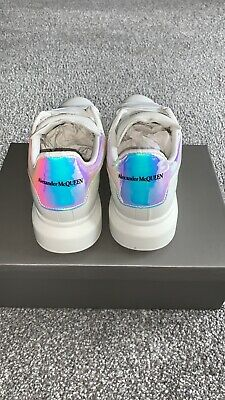 Alexander Mcqueen Trainers Size 5 Please Read !!!