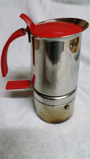 INOX  COFFEE PERCOLATOR  MADE IN ITALY Liverpool Liverpool Area Preview
