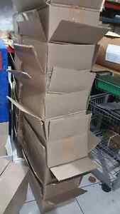 Give away mailing boxes Angle Park Port Adelaide Area Preview