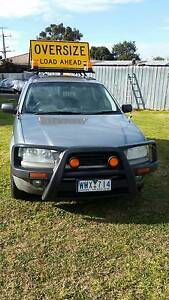 Pilot Car,  over size transport Cranbourne Casey Area Preview
