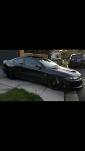 2002 Holden Monaro Coupe Springvale Greater Dandenong Preview