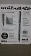10 x Uniball Eye pens 0.7mm tip