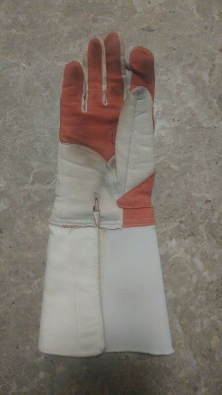 Allstar Red Right Hand Small Size 8 Fencing Glove