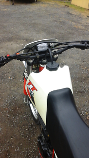 Old yammy trail bike not in new cond