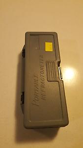 Portable Refractometer Ermington Parramatta Area Preview