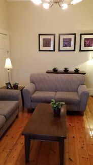 3 seater & 2 seater Ruby lounge sofa modern and classic Woodville Charles Sturt Area Preview