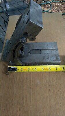 Toolmakers Precision Sine Plate 4 X 7