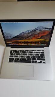 "Apple MacBook Pro Retina 15"" 2.2Ghz i7/16GB, 256GB"