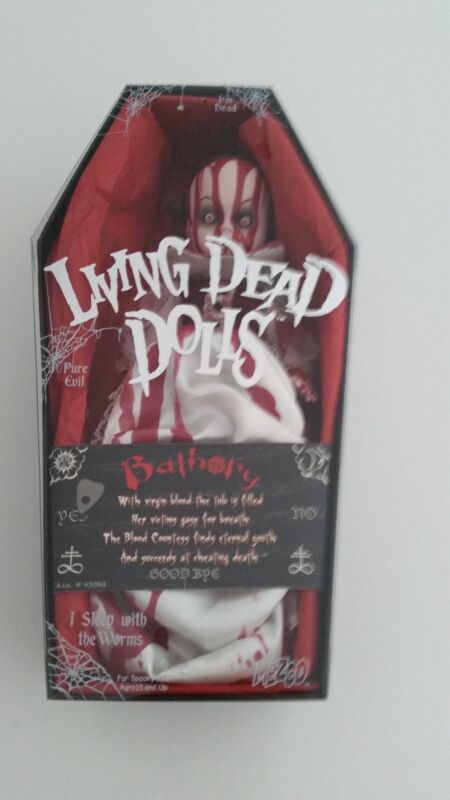 MEZCO Living Dead Dolls Countess Bathory