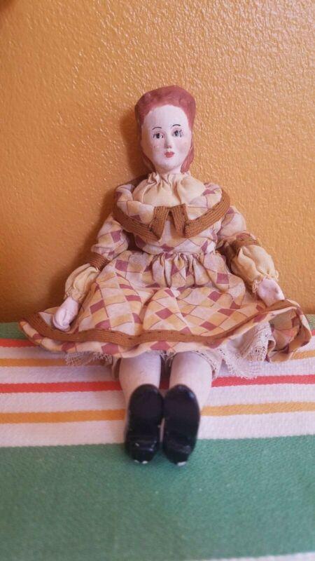 RARE Handmade Antique KIMCRAFT Doll