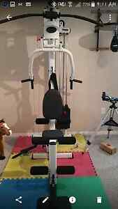 2 yrs old Excellent condition power line complete gym