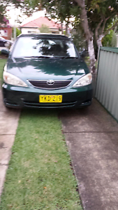 Urgent sale Toyota Camry Altise Punchbowl Canterbury Area Preview