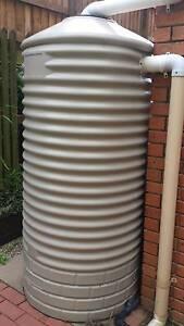 2 x 1000L Rainwater Tanks + Pump + Pipes & Tap Corinda Brisbane South West Preview