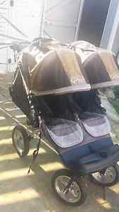 Baby Jogger City Elite double pram Pelican Lake Macquarie Area Preview