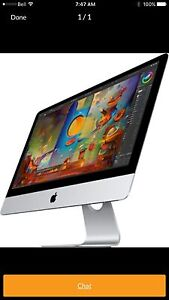 "Looking for a Imac 27"" 2013 and Newer"