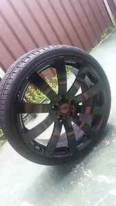 20 INCH KSPEED RIMS Fairfield West Fairfield Area Preview