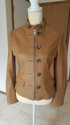 BCBG Max Azria Small Woman's Leather Jacket