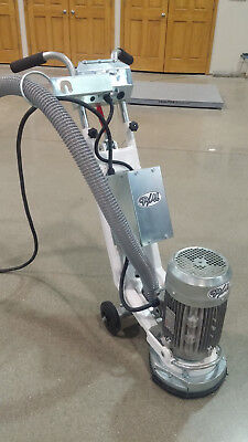 Sti Concrete Edge Grinder For Grinding And Polishing - 9 14 - Variable Speed