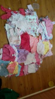 Size 000 girls bundle of clothes Munno Para West Playford Area Preview
