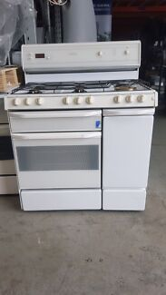 Six burner Chef Domestic Oven Cooktop Bayswater Knox Area Preview