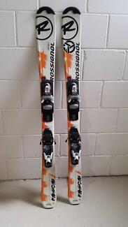 Rossignol Radical Jr kids childrens skis 110cm