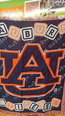 - New Northwest Auburn Tigers Baby Throw Blanket 36