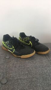 Nike indoor soccer shies