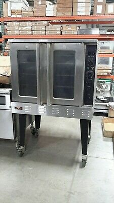 Used Copper Beech Cbco-g Single-deck Natural Gas Convection Oven