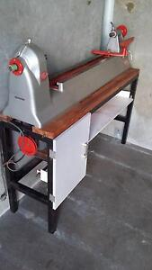 WOOD Lathe TOUGH brand TOP cond with accessories Bicton Melville Area Preview