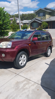 Nissan 2003 XTrail with leather interior