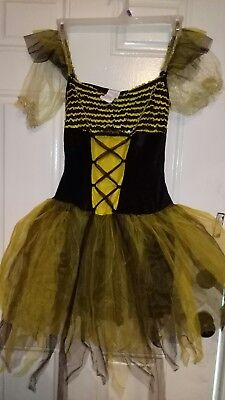 Beautiful Bee Halloween Party costume (Adult Bee Costume)