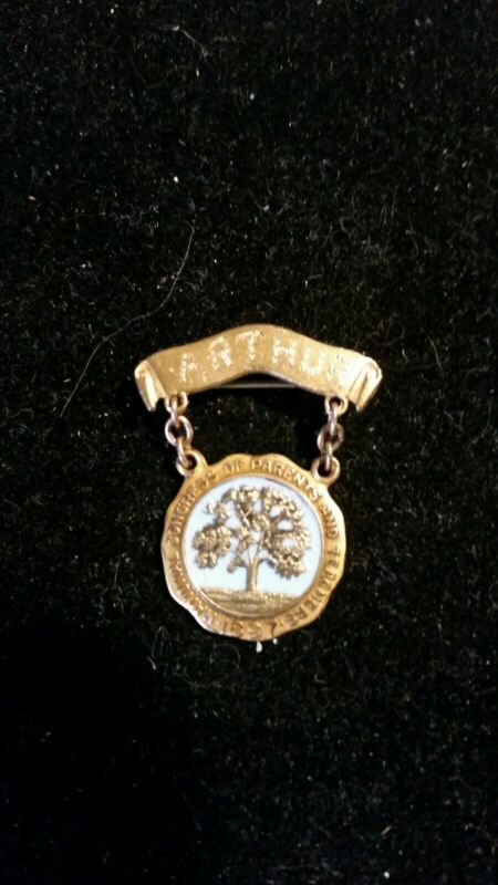 Vintage National Congress of Parents and Teachers 1897 Pin