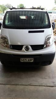 2010 Renault Trafic LWB 6 speed auto Golden Grove Tea Tree Gully Area Preview