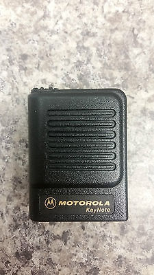 Motorola Keynote Voice Pager 462.9