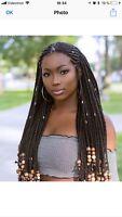 TRESSE Africaine,box braid,twist,greffe,maquillage permanent