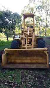 Loader/backhoe Tallegalla Ipswich City Preview