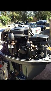 Yamaha outboard motor 9,9hp,4 stroke,short shaft ( parts only) Malabar Eastern Suburbs Preview