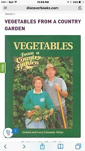 Garden books I am looking for