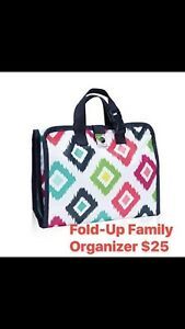 Fold Up Family Organizer by Thirty-One