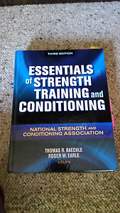 Essentials of Strength Training and Conditioning - 3rd Edition Panania Bankstown Area Preview