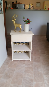Cute bedside table Rothwell Redcliffe Area Preview