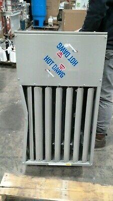 Modine Hd125as0111sban Hot Dawg Gas Fired Unit Heater Natural Gas 125000 Btu