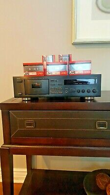 Yamaha kx-260  Vintage Tape Deck Bundle
