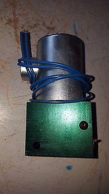 Fluid Power Systems Div. Pneumatic Valve 3000psi 110v 3-06b-3-110