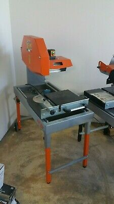 24 Block Saw 220v Single Phase 2.5hp 2.2kw