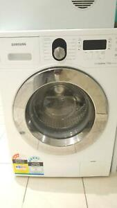 7.5kg SAMSUNG washing machine works very well in good condition