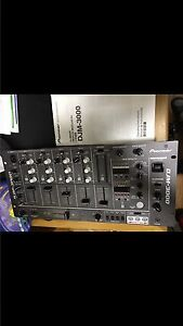 Pioneer DJ mixer DJM 3000 cost $1199 sell $249 Inglewood Stirling Area Preview