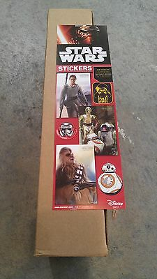 Star Wars Stickers From Vending Machine Free Sh